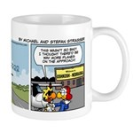 0656 - Landing in Oshkosh Mug