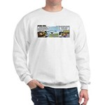 0656 - Landing in Oshkosh Sweatshirt