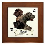 Mastiff 97 Framed Tile