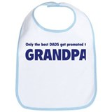 Only the best dads get promoted to grandpa Bib