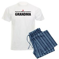 Only the best moms get promoted to grandma Pajamas