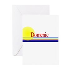 Domenic Greeting Cards (Pk of 10)