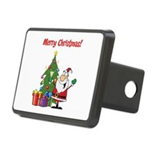Christmas Hitch Cover