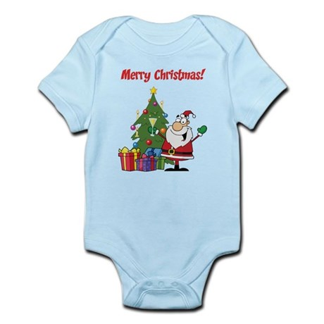 Christmas Infant Bodysuit