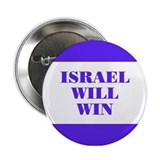 """Israel will Win"" Button"
