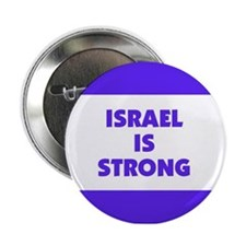 """Israel is Strong"" Button"