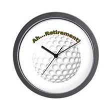 Ahhh...Retirement! Wall Clock