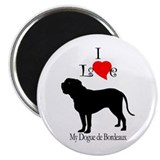 Dogue de Bordeaux Magnet
