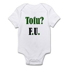 Tofu? F.U. Infant Creeper