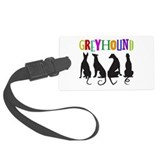 Tails of Love Luggage Tag
