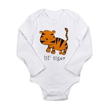 Cute Cute baby shower Long Sleeve Infant Bodysuit