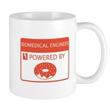Biomedical Engineer Powered by Doughnuts Mug