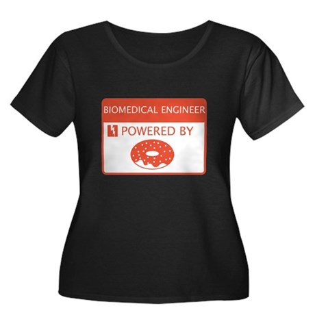 Biomedical Engineer Powered by Doughnuts Women's P
