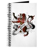 Perry Tartan Lion Journal