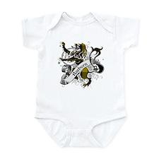 Raeburn Tartan Lion Infant Bodysuit