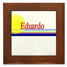 Eduardo Framed Tile