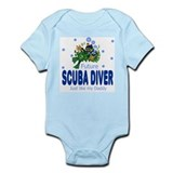 Dive rescue Infant Bodysuit