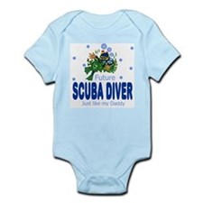 Cute Marine baby Infant Bodysuit