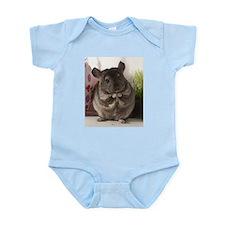 lovely chinchilla Infant Bodysuit