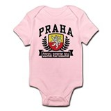 Praha Ceska Republika Infant Bodysuit