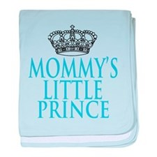 Mommys Little Prince baby blanket