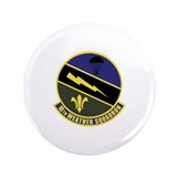 "18th Weather Squadron 3.5"" Button (100 pack)"