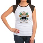 Pigott Coat of Arms Women's Cap Sleeve T-Shirt