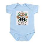 Pigott Coat of Arms Infant Creeper