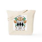 Pigott Coat of Arms Tote Bag