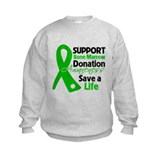 Support Bone Marrow Sweatshirt
