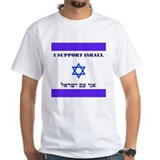 """I support Israel"" T-Shirt"
