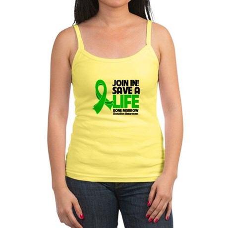 Save a Life Bone Marrow Jr. Spaghetti Tank
