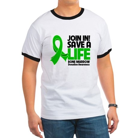 Save a Life Bone Marrow Ringer T