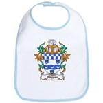 Phypoe Coat of Arms Bib
