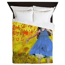 Plant Your Own Garden Queen Duvet