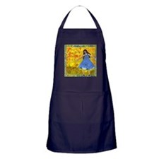 Plant Your Own Garden Apron (dark)
