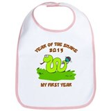 Born Year of The Snake 2013 Bib
