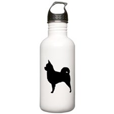 Long Hair Chihuahua Water Bottle
