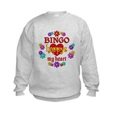 BINGO Happy Sweatshirt
