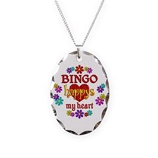 BINGO Happy Necklace