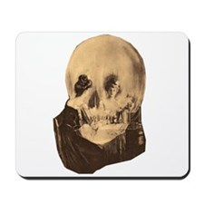 Unique Skull illusion Mousepad