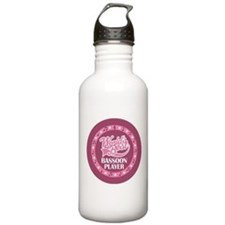 Bassoon Player (Best) Water Bottle