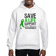 Bone Marrow Save a Life Hooded Sweatshirt