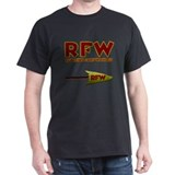 Redskins Fans Wanted Logo T-Shirt