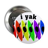 "kayak rainbow i yak.PNG 2.25"" Button (10 pack)"
