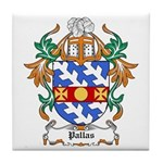 Pallas Coat of Arms Tile Coaster