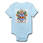 Pallas Coat of Arms Infant Creeper