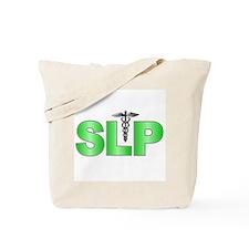 SLP Green  Tote Bag