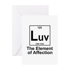 Element Luv Greeting Card