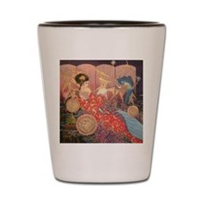 Geisha Shot Glass